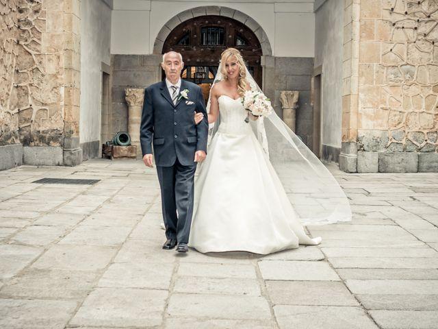 La boda de Fernando y Martina en Segovia, Segovia 22
