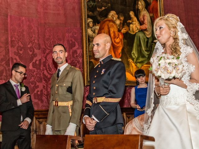 La boda de Fernando y Martina en Segovia, Segovia 23