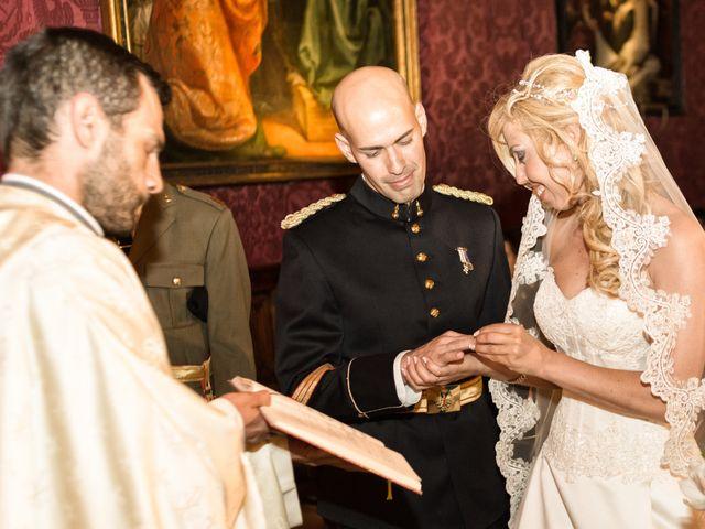 La boda de Fernando y Martina en Segovia, Segovia 27