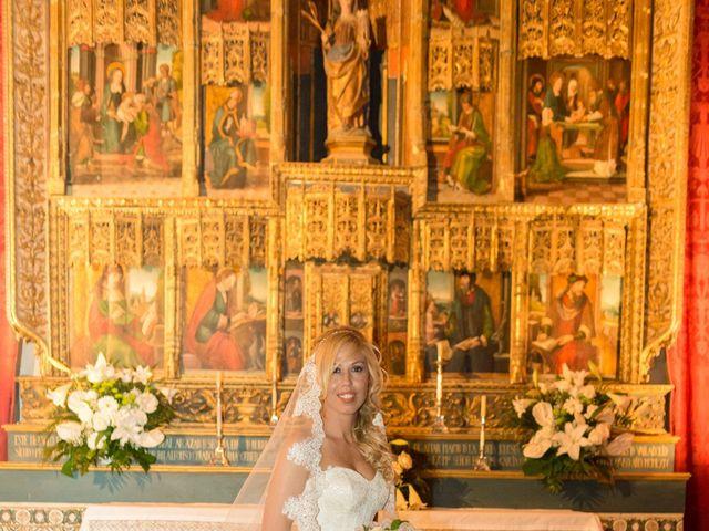 La boda de Fernando y Martina en Segovia, Segovia 29