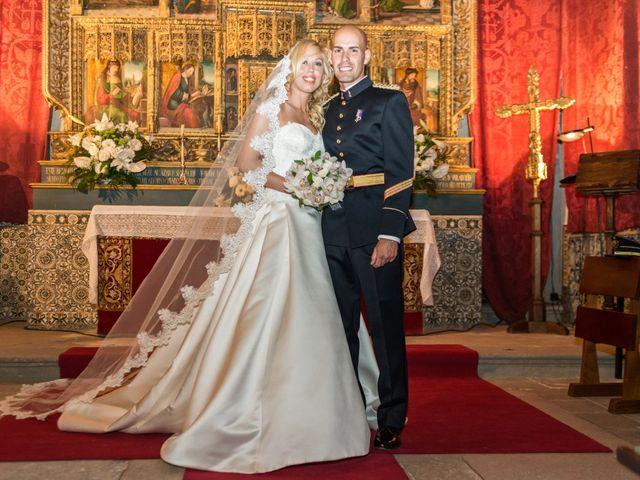 La boda de Fernando y Martina en Segovia, Segovia 30