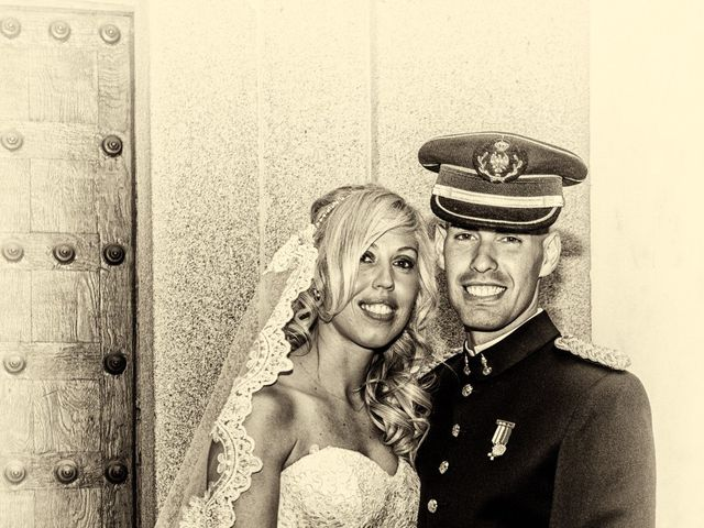 La boda de Fernando y Martina en Segovia, Segovia 1