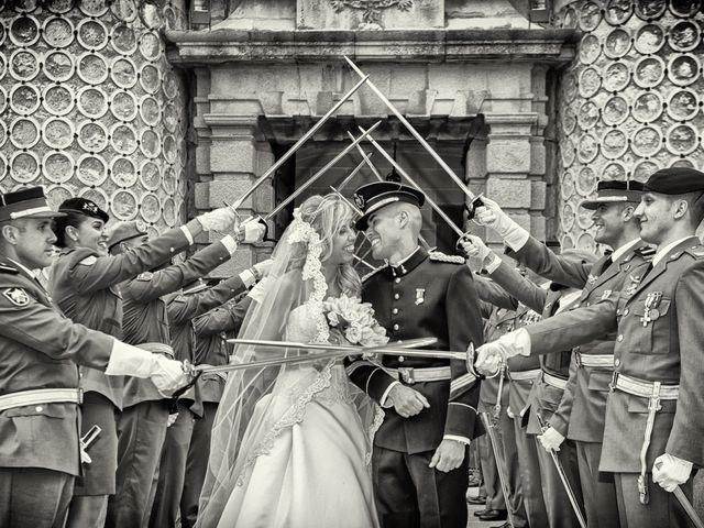 La boda de Fernando y Martina en Segovia, Segovia 34