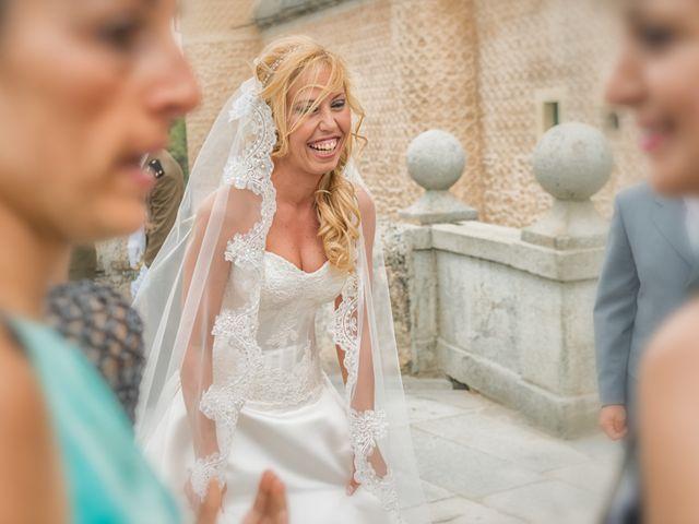 La boda de Fernando y Martina en Segovia, Segovia 39