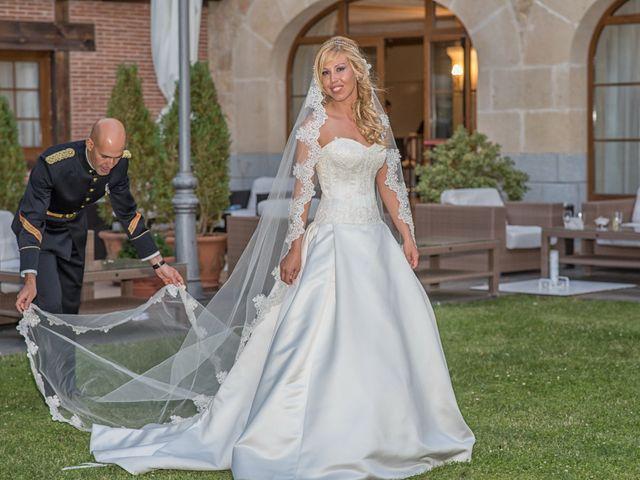 La boda de Fernando y Martina en Segovia, Segovia 44