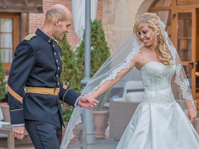 La boda de Fernando y Martina en Segovia, Segovia 45