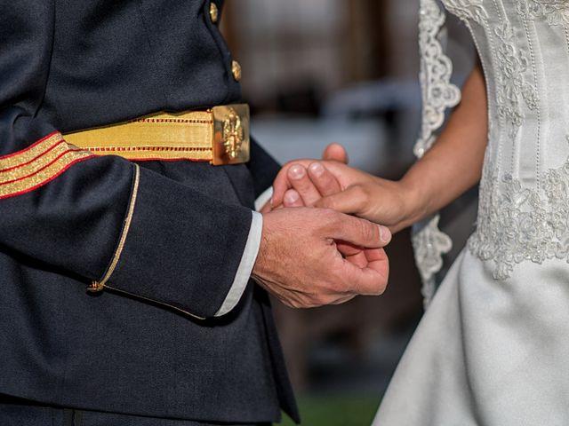La boda de Fernando y Martina en Segovia, Segovia 46