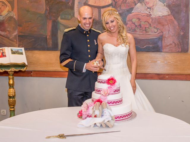 La boda de Fernando y Martina en Segovia, Segovia 49