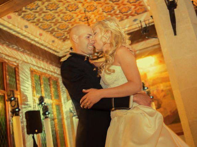 La boda de Fernando y Martina en Segovia, Segovia 51