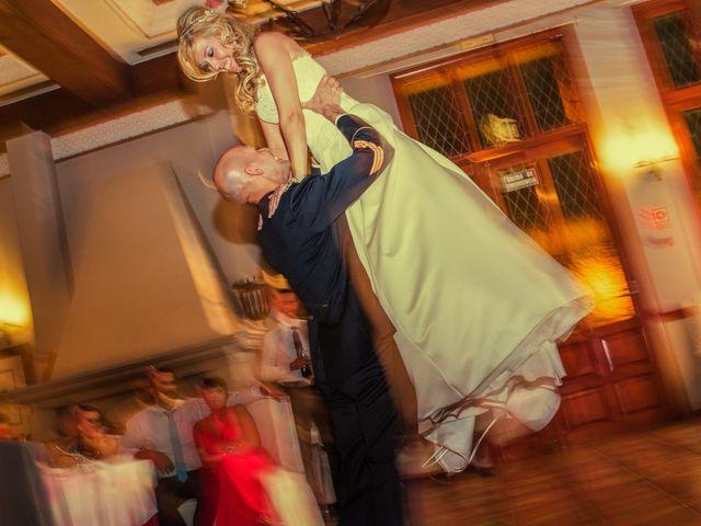 La boda de Fernando y Martina en Segovia, Segovia 53