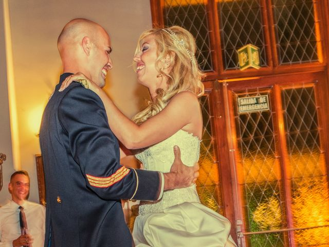 La boda de Fernando y Martina en Segovia, Segovia 54