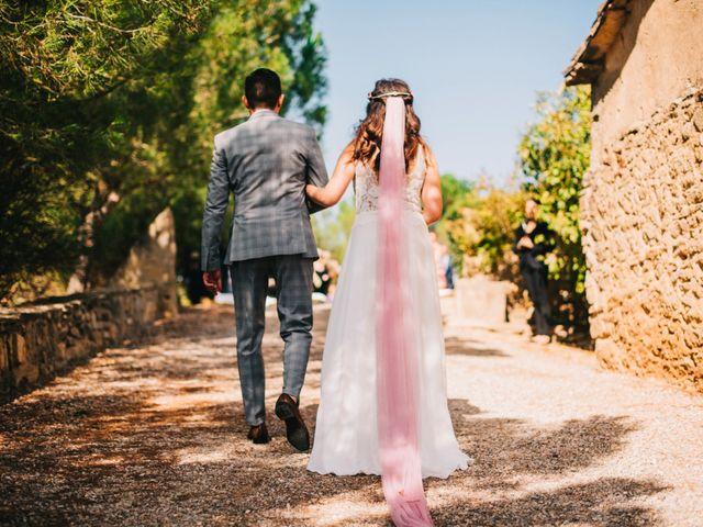 La boda de Airam y Noemí en Cardona, Barcelona 32