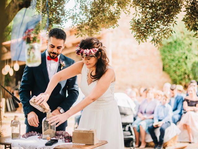 La boda de Airam y Noemí en Cardona, Barcelona 39