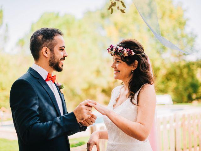 La boda de Airam y Noemí en Cardona, Barcelona 44