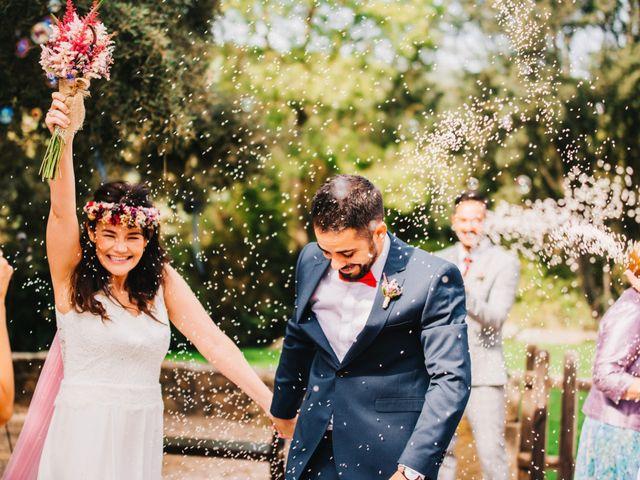 La boda de Airam y Noemí en Cardona, Barcelona 45
