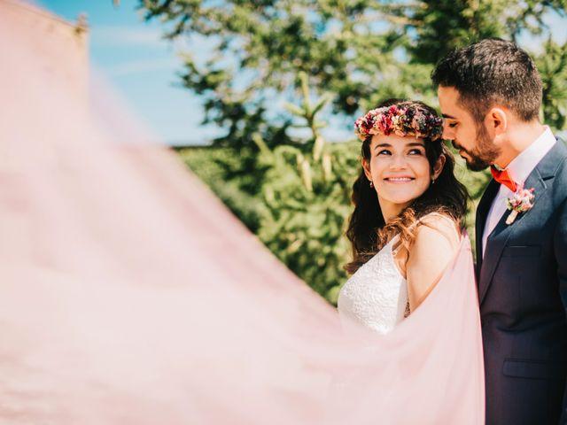La boda de Airam y Noemí en Cardona, Barcelona 46
