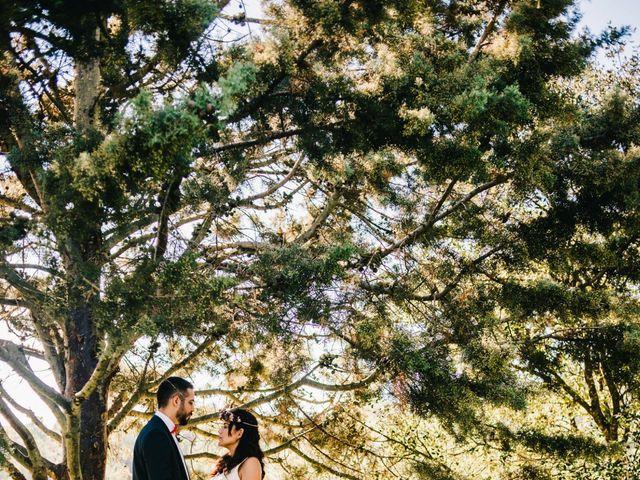 La boda de Airam y Noemí en Cardona, Barcelona 50