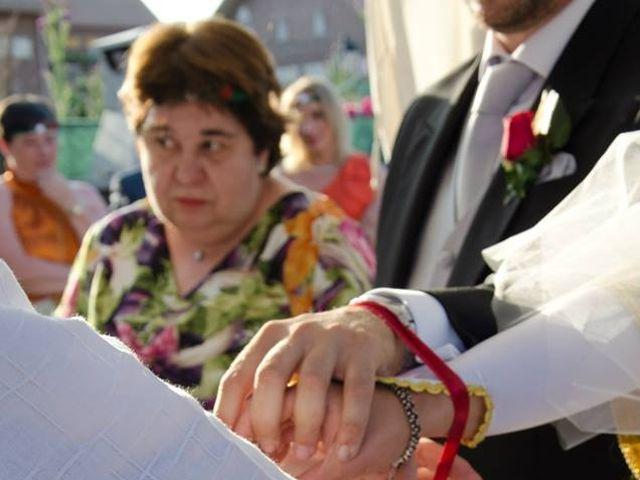 La boda de Gema y Luis en Seseña Viejo, Toledo 4