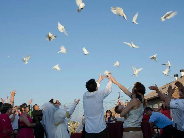 La boda de Luis y Gema