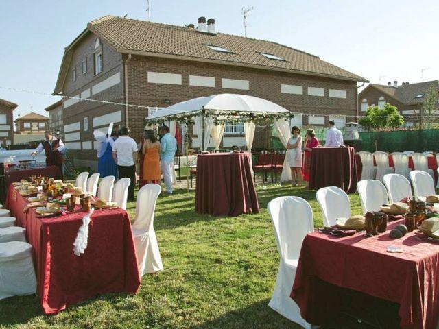 La boda de Gema y Luis en Seseña Viejo, Toledo 7
