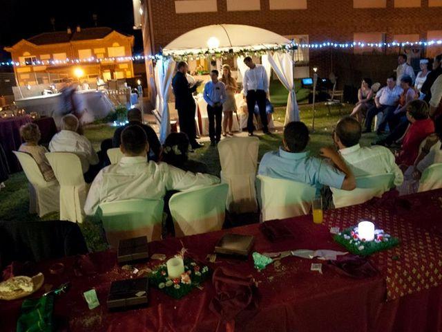 La boda de Gema y Luis en Seseña Viejo, Toledo 13