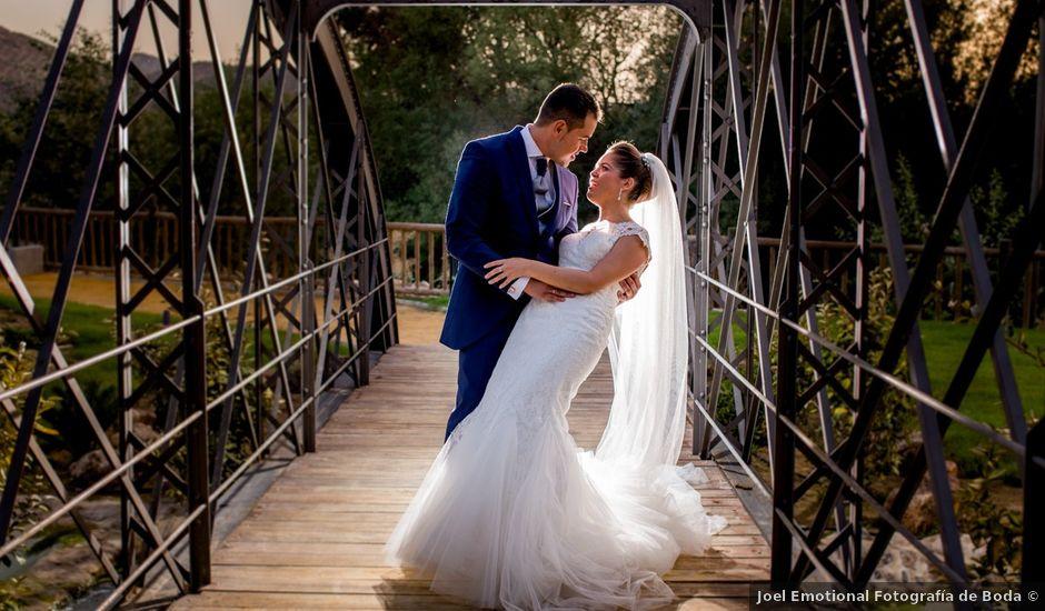 La boda de Rafa y Ana en Puente Genil, Córdoba