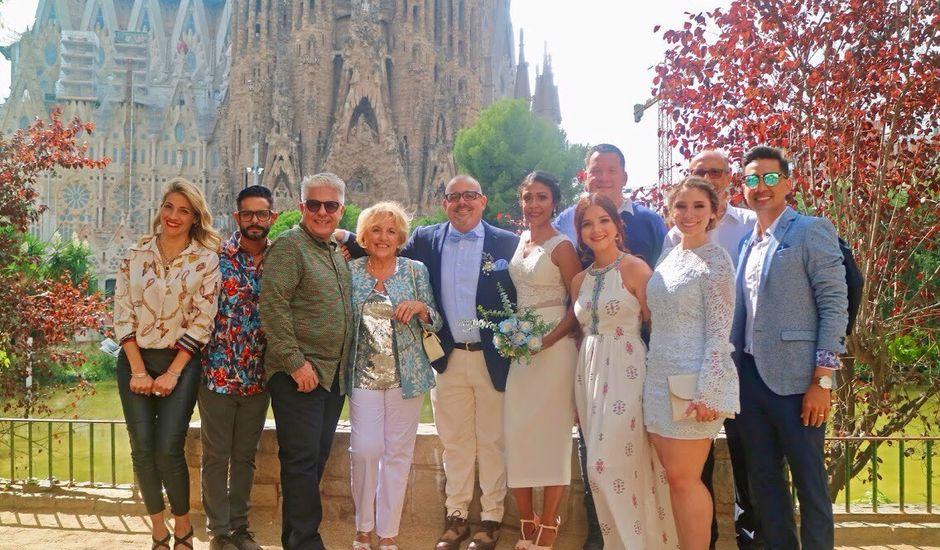 La boda de Anais y Ricardo en Barcelona, Barcelona
