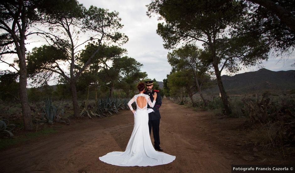 La boda de Manolo y Estefania en Almería, Almería