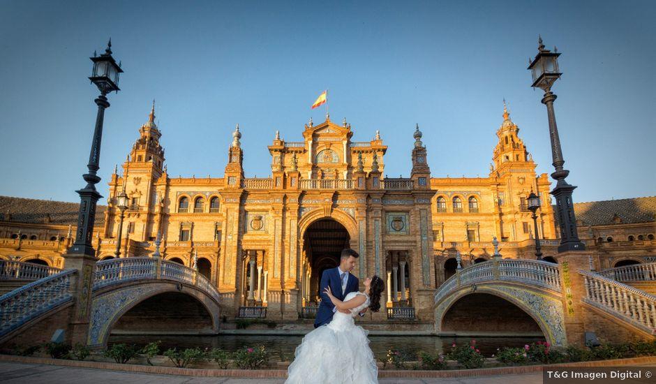 La boda de Fran y Carmen en Salobreña, Granada