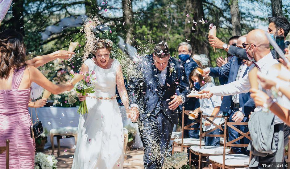 La boda de Jose y Raquel en Madrid, Madrid
