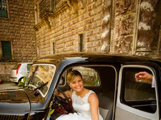 La boda de Patricia y Santy 1
