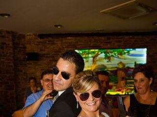 La boda de Patricia y Santy 2