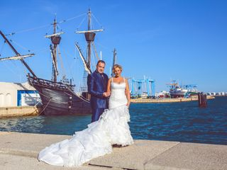 La boda de Noelia y Juanma
