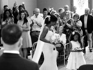 La boda de Yohana  y Carlos 1