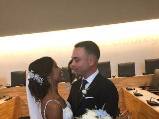 La boda de Yohana  y Carlos 2