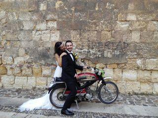 La boda de Elisa y Diego
