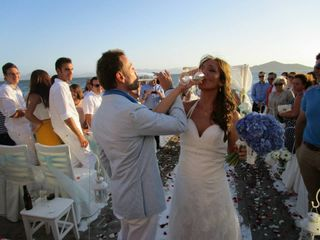 La boda de Izaskum y Jose Javier