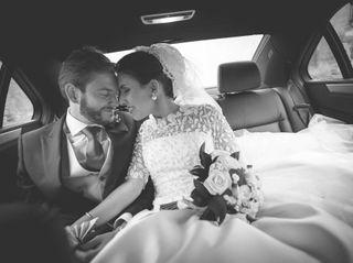 La boda de Lourdes y Benito