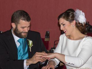 La boda de Viky y Carlos 1