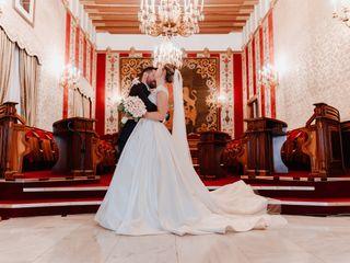 La boda de Sara y Hector