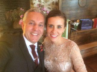 La boda de Begoña y Lee