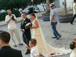 La boda de Jorge y Loli