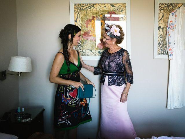 La boda de Fran y Sandra en Ronda, Málaga 13