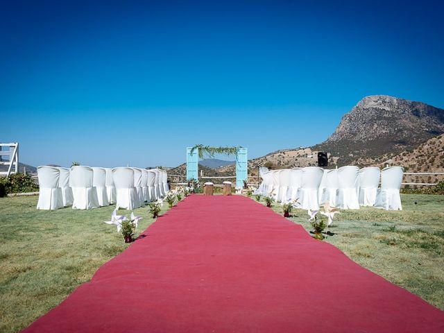La boda de Fran y Sandra en Ronda, Málaga 23