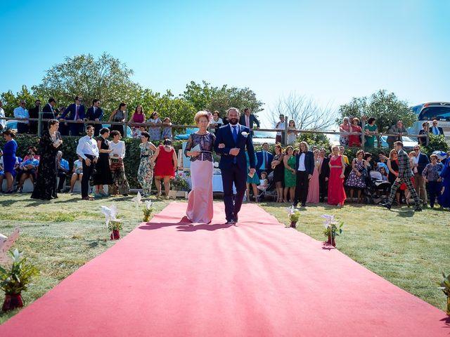 La boda de Fran y Sandra en Ronda, Málaga 25