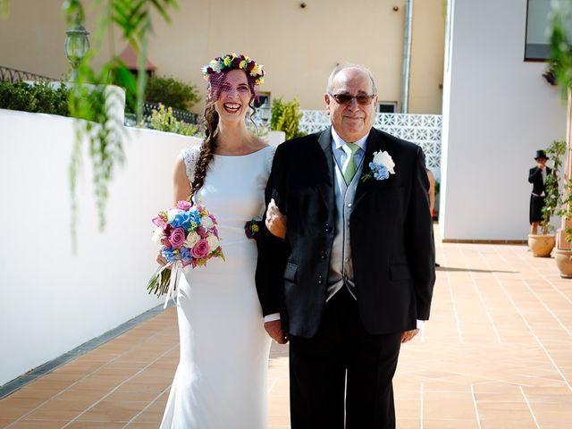 La boda de Fran y Sandra en Ronda, Málaga 26