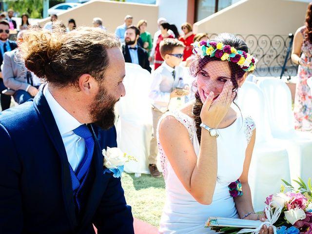 La boda de Fran y Sandra en Ronda, Málaga 1