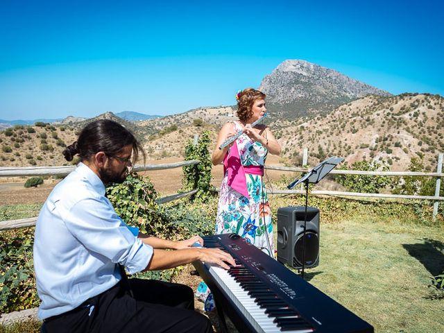 La boda de Fran y Sandra en Ronda, Málaga 29