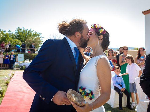 La boda de Fran y Sandra en Ronda, Málaga 37