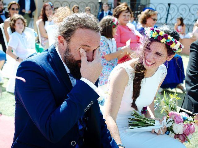 La boda de Fran y Sandra en Ronda, Málaga 40
